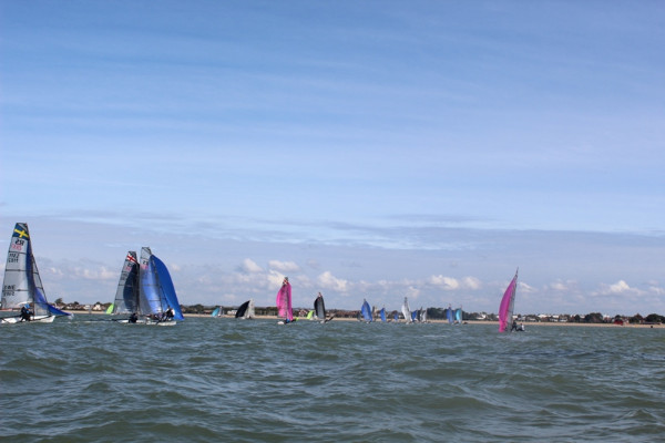 More information on RS800 Nationals Day Three Report, Results and Photos