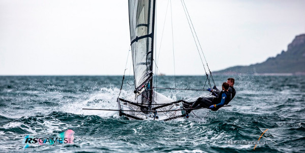 More information on Harken are proud new sponsors of RS800 Reunion Regatta and day three of RS800 and RS700 Volvo Noble Marine National Championship in association with Hyde Sails