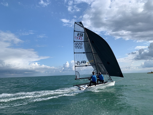 More information on RS800 Nationals' Day Three and Final Report, Final Results, Complete Prize Winner List and Final Vid