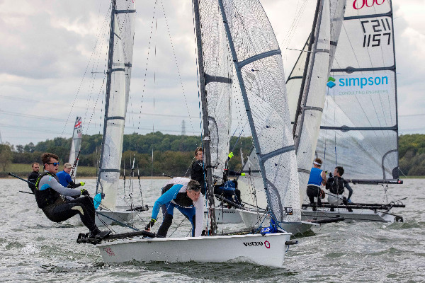 More information on Harken RS200, RS400 and RS800 Inland Championships