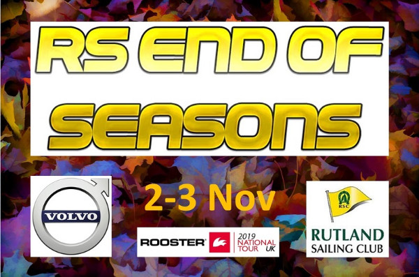More information on RS End of Seasons Regatta ENTRY OPEN!