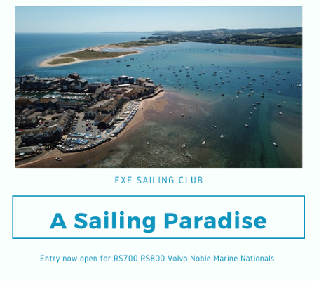 More information on Entry Now Open for RS800 Volvo Noble Marine National Championship