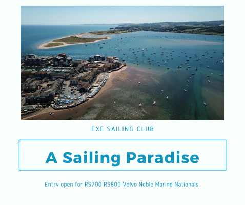 More information on Entry Is Open for RS800 Volvo Noble Marine National Championship