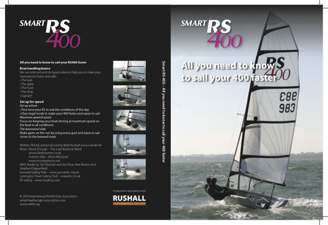 RS400 DVD